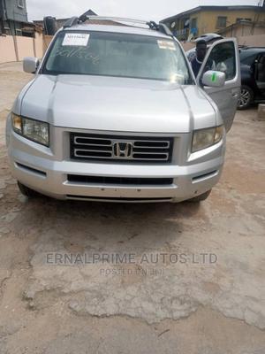 Honda Ridgeline 2007 Silver   Cars for sale in Lagos State, Alimosho