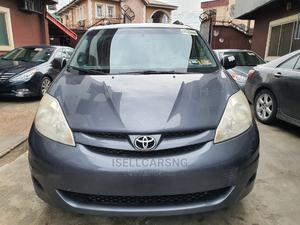 Toyota Sienna 2009 LE AWD Gray | Cars for sale in Lagos State, Shomolu