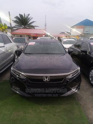 Honda Accord 2020 Sport 2.0T Black   Cars for sale in Lagos State, Ajah