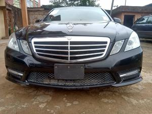 Mercedes-Benz E350 2012 Black | Cars for sale in Lagos State, Alimosho