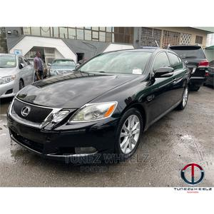 Lexus GS 2008 350 AWD Black   Cars for sale in Lagos State, Ikeja
