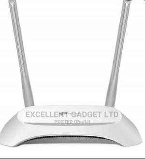 Tp Links 300mbps Wireless N Router TL- WR840N | Networking Products for sale in Lagos State, Ikeja