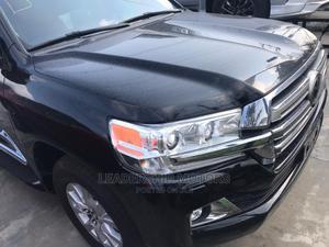 Toyota Land Cruiser Prado 2018 Black | Cars for sale in Lagos State, Lekki