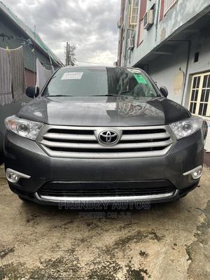 Toyota Highlander 2011 SE Gray | Cars for sale in Lagos State, Ikeja