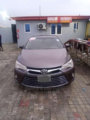 Toyota Camry 2015 Gray   Cars for sale in Lagos State, Ajah