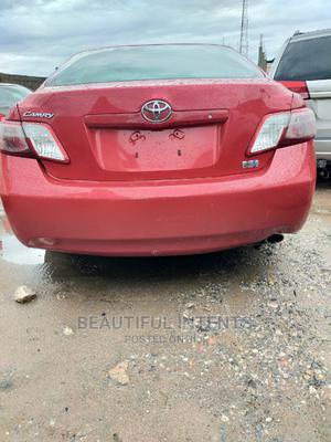 Toyota Camry 2007 2.3 Hybrid Red | Cars for sale in Lagos State, Ikeja