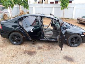 Honda Civic 2006 Sedan DX Black   Cars for sale in Kwara State, Ilorin East