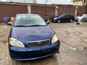 Toyota Corolla 2007 LE Blue | Cars for sale in Lagos State, Ogba