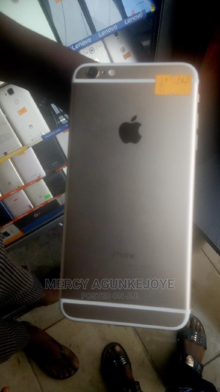 Apple iPhone 6 Plus 64 GB Gold   Mobile Phones for sale in Benin City, Edo State, Nigeria
