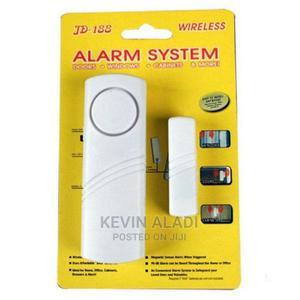 Door Window Wireless Magnetic Alarm Sensor   Security & Surveillance for sale in Lagos State, Isolo