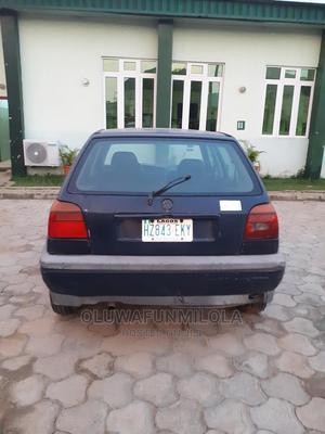Volkswagen Golf 2002 2.0 GL 5-Door Blue | Cars for sale in Ogun State, Obafemi-Owode