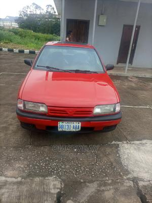 Nissan Primera 1997 Red   Cars for sale in Oyo State, Ibadan