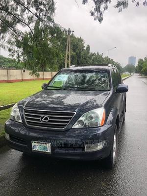 Lexus GX 2003 470 Gray | Cars for sale in Akwa Ibom State, Uyo