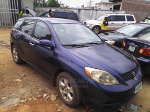 Toyota Matrix 2004 Blue | Cars for sale in Lagos State, Ikotun/Igando