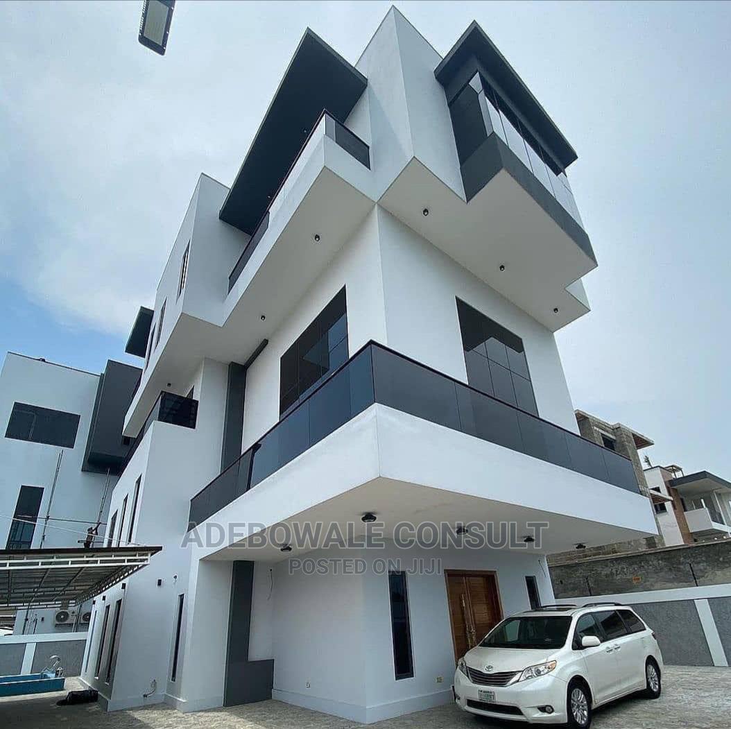 Furnished 5bdrm Duplex in Banana Island for Sale