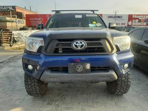 Toyota Tacoma 2015 Blue | Cars for sale in Lagos State, Ajah