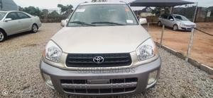 Toyota RAV4 2002 2.0 D Gold   Cars for sale in Abuja (FCT) State, Kubwa