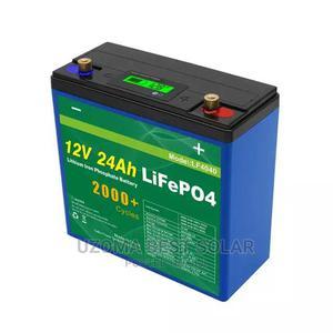 12v 24ah Solar Battery   Solar Energy for sale in Lagos State, Ikeja