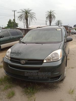 Toyota Sienna 2005 LE AWD Gray | Cars for sale in Delta State, Ugheli