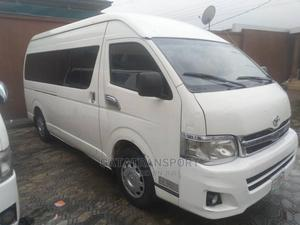 High Roof Toyota Hiace Bus 2012 Few Months Nigerian Used   Buses & Microbuses for sale in Lagos State, Ajah