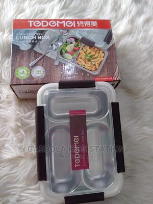 Children Stainless Steel Lunch Box | Babies & Kids Accessories for sale in Lagos State, Ikorodu