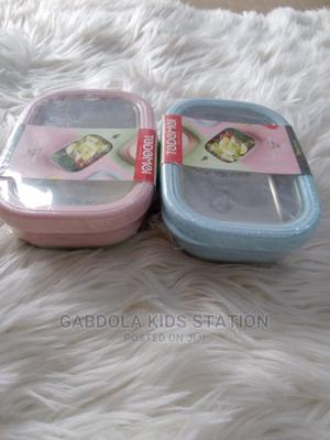Children Lunch Boxes Available in Colours | Babies & Kids Accessories for sale in Lagos State, Ikorodu