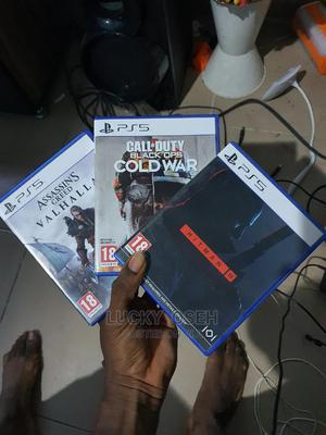 Ps5 Cds Available   Video Games for sale in Edo State, Benin City