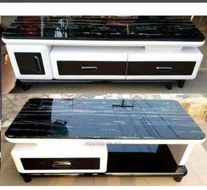 Portable Tv Stand and Center Table | Furniture for sale in Anambra State, Onitsha