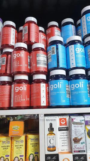 Goli Apple Cider and Ashwagandha | Vitamins & Supplements for sale in Lagos State, Amuwo-Odofin