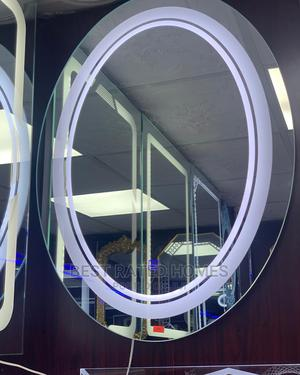 Round LED Mirror (Payment on Delivery) | Plumbing & Water Supply for sale in Lagos State, Amuwo-Odofin