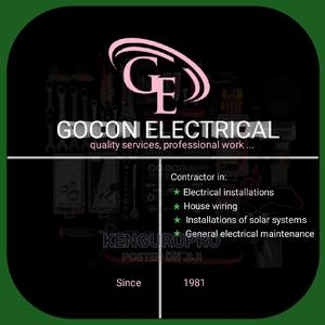 GOCON Electrical ( Electrical Installations And Maintenance   Building & Trades Services for sale in Delta State, Warri