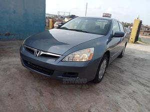 Honda Accord 2003 2.4 Automatic Gray | Cars for sale in Oyo State, Ibadan