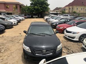 Toyota Corolla 2009 1.8 Advanced Black | Cars for sale in Abuja (FCT) State, Garki 2