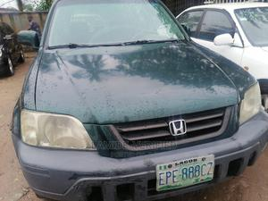 Honda CR-V 2000 2.0 4WD Automatic Green   Cars for sale in Lagos State, Alimosho