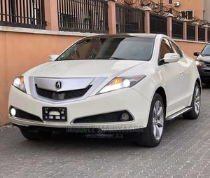 Acura ZDX 2010 Base AWD White | Cars for sale in Lagos State, Ojodu