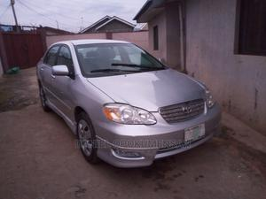 Toyota Corolla 2005 Silver | Cars for sale in Abuja (FCT) State, Kubwa