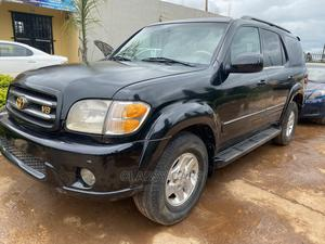 Toyota Sequoia 2001 Black | Cars for sale in Oyo State, Ibadan