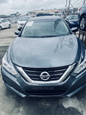 Nissan Altima 2018 2.5 SV Gray | Cars for sale in Lagos State, Lekki