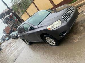 Toyota Highlander 2009 Limited Gray | Cars for sale in Oyo State, Ibadan