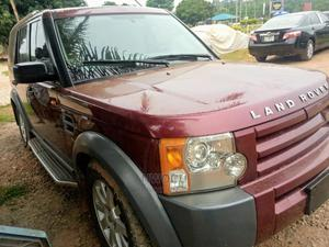 Land Rover Lr3 2007 V8 SE Red | Cars for sale in Abuja (FCT) State, Apo District