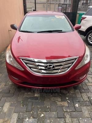 Hyundai Sonata 2011 Red   Cars for sale in Lagos State, Lekki