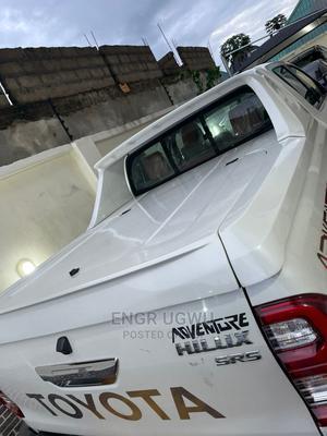 New Toyota Hilux 2021 White | Cars for sale in Enugu State, Enugu