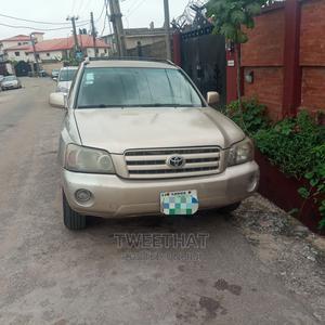 Toyota Highlander 2005 V6 Gold | Cars for sale in Lagos State, Ikeja