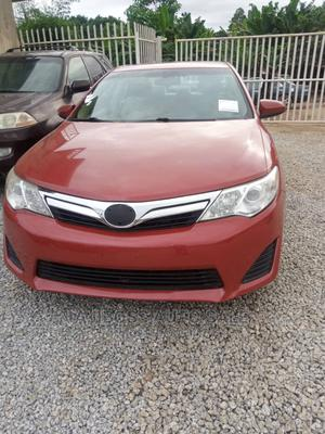 Toyota Camry 2012 Red   Cars for sale in Osun State, Ilesa