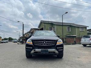 Mercedes-Benz M Class 2015 Black | Cars for sale in Enugu State, Enugu