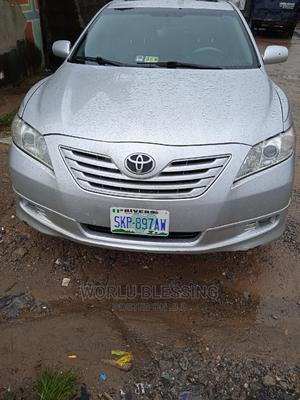 Toyota Camry 2011 Silver | Cars for sale in Rivers State, Obio-Akpor