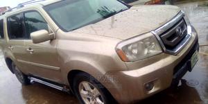 Honda Pilot 2008 Gold | Cars for sale in Lagos State, Ikorodu