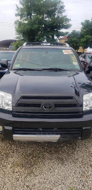 Toyota 4-Runner 2003 4.7 Black | Cars for sale in Abuja (FCT) State, Galadimawa