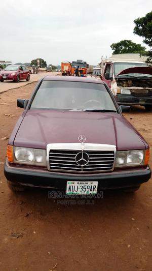 Mercedes-Benz 190E 1994 Red | Cars for sale in Plateau State, Jos