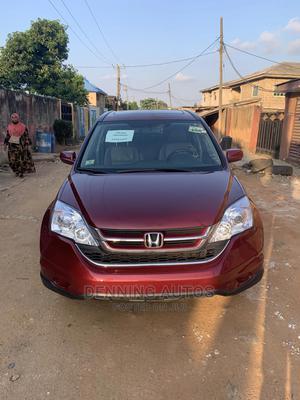 Honda CR-V 2011 EX 4dr SUV (2.4L 4cyl 5A) Red | Cars for sale in Lagos State, Ikeja